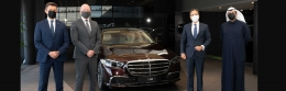 Al Mulla Automobiles officially launches the all-new Mercedes-Benz S-Class
