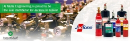 Al Mulla Engineering is proud to be the sole distributor for Jactone in Kuwait