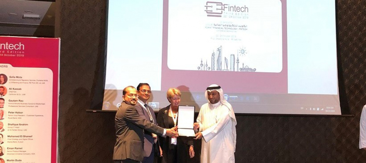Al Mulla Office Automation Solutions and Konica Minolta Participate in Kuwait FINTECH Conference