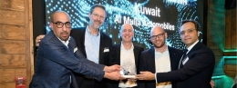 Al Mulla Automobiles Wins Mercedes-Benz Trucks Award from Daimler Commercial Vehicles Middle East & Africa