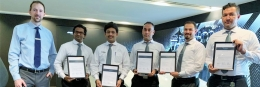 Al Mulla Automobiles Service Advisors Win Circle of Excellence Awards from Mercedes-Benz