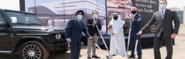 Al Mulla Automobiles Breaks Ground on New Mercedes-Benz 2S Services Facility in Kuwait