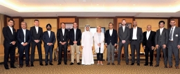 Al Mulla Automobiles Receives Daimler AG Member of the Board of Management, Mercedes-Benz Cars Marketing & Sales