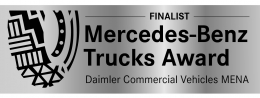 Al Mulla Automobiles Named Finalist in the General Distributor Awards Hosted by Daimler Commercial Vehicles MENA